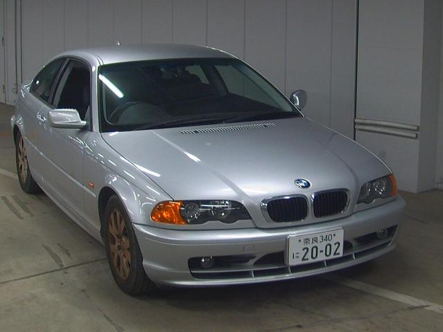 Распил BMW 3 series WBABV72050EY96487 2002г.