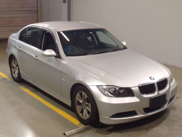 Распил BMW 3 series WBAVB56090NK85544 2007г.
